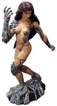 4-Foot Witchblade Statue