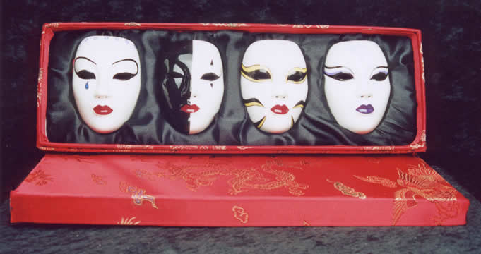 NOH Assassin Mini-Mask Set 1