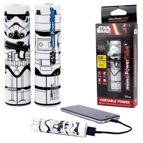 Resultado de imagem para Power Bank Mimoco Star Wars stormtrooper