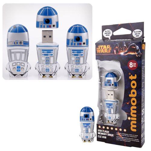 Star Wars R2-D2 Mimobot USB Flash Drive