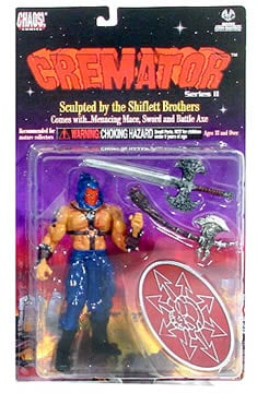 Chaos! Cremator Action Figure