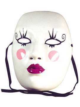 Butoh Mask