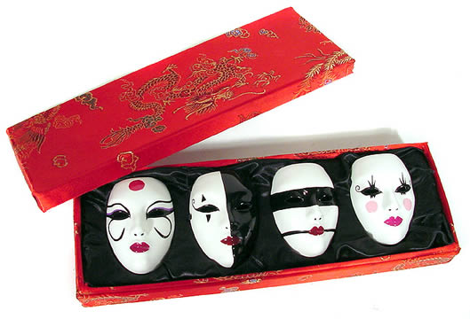 NOH Assassin Mini-Mask Set 2