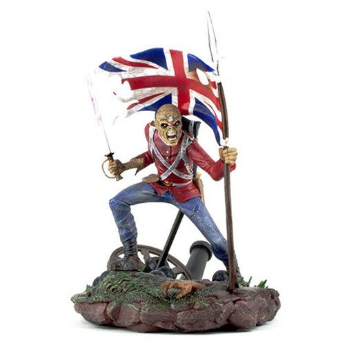 Iron Maiden Trooper Eddie 1:10 Scale Statue