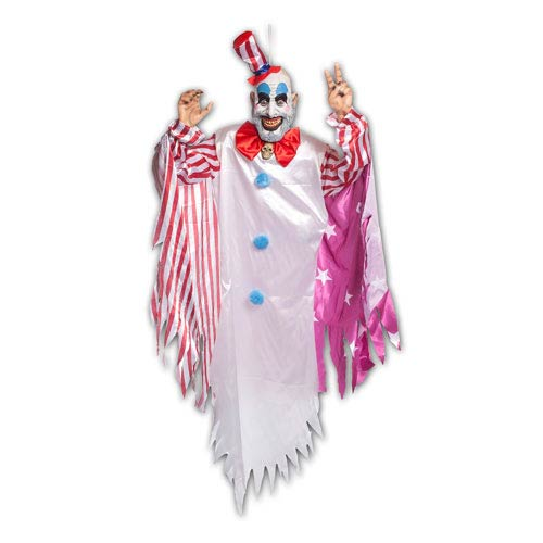 House of 1000 Corpses Spaulding Hanging Animated Statue