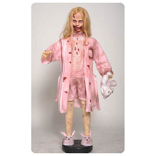 The Walking Dead Teddy Bear Girl Life-Size Statue