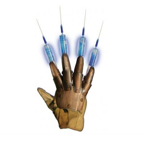 Nightmare on Elm Street Freddy Krueger Syringe Glove