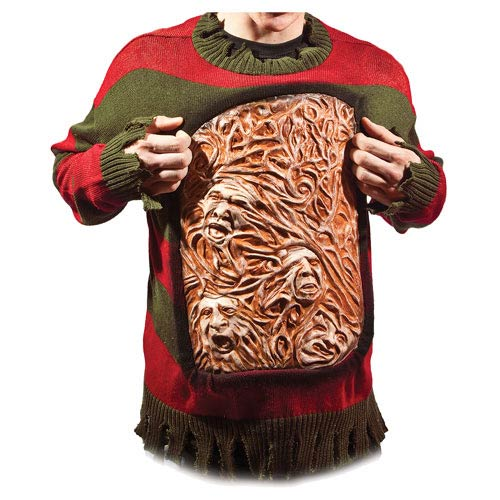 Nightmare on Elm Street Animated Chest of Souls Sweater
