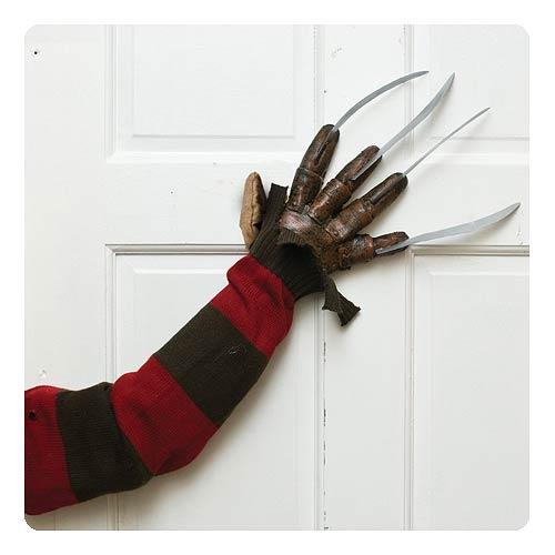 A Nightmare on Elm Street Door Knocker Freddy Prop