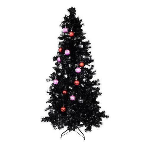 O' Creepmas Tree Black Christmas Tree