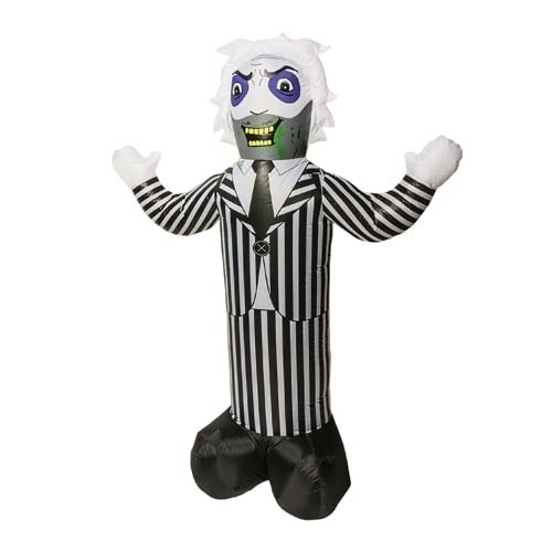 Beetlejuice 7-Foot Inflatable Decoration