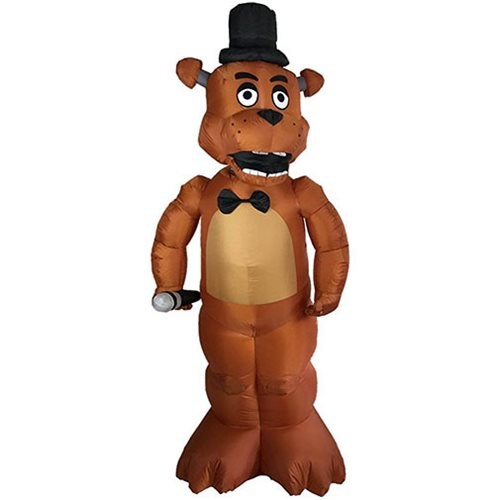 Five Nights at Freddy's Animated Inflatable Freddy