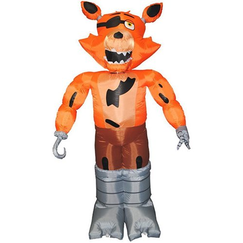 Five Nights at Freddy's Animated Inflatable Foxy