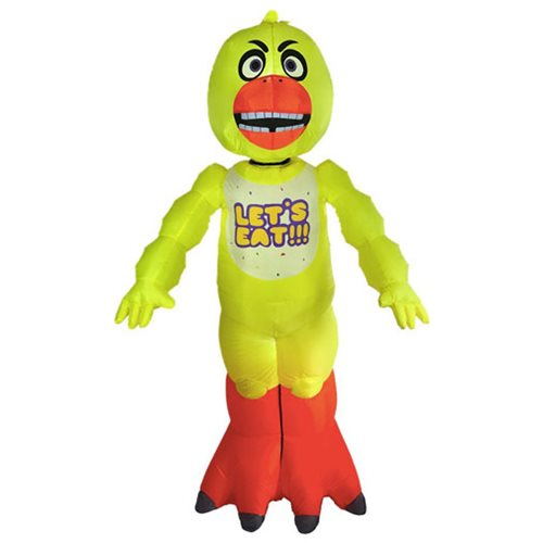 Five Nights at Freddy's Animated Inflatable Chica