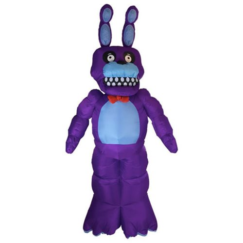 Five Nights at Freddy's Animated Inflatable Bonnie