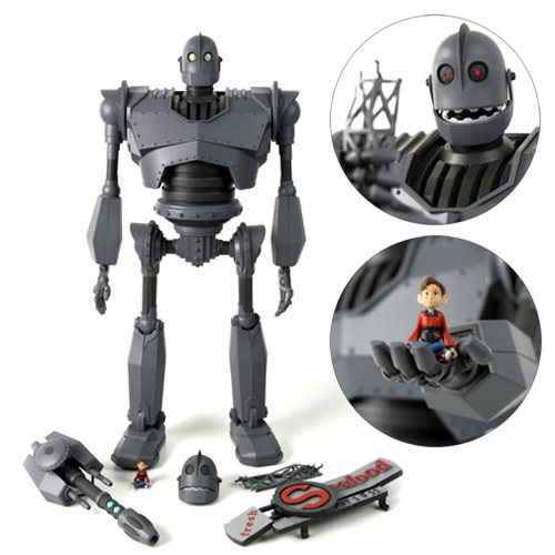 The Iron Giant Lives on as 16-Inch Deluxe Figure