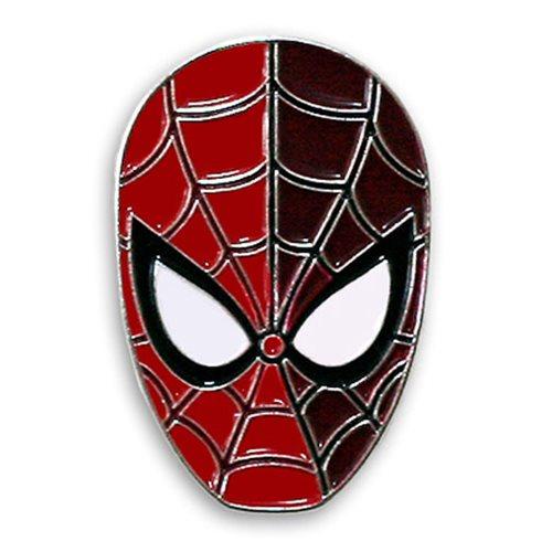 Spider-Man Enamel Pin