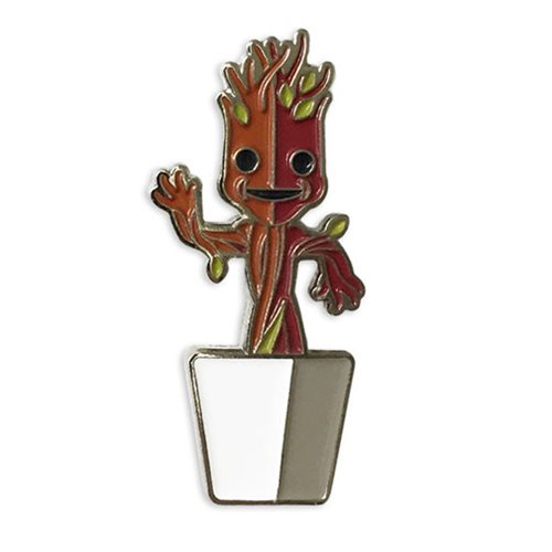 Guardians of the Galaxy Baby Groot Enamel Pin