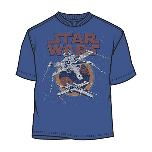 Star Wars X-Wing Fighters T-Shirt