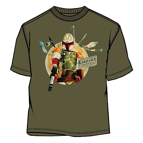 Star Wars Boba Fett Empire T-Shirt