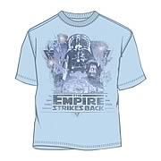Star Wars Distressed Empire Strikes Back T-Shirt