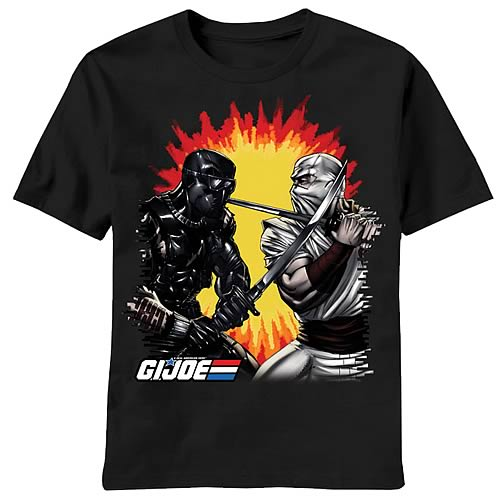 G.I. Joe Ninja Battle T-Shirt