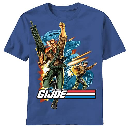 G.I. Joe Action Heroes T-Shirt