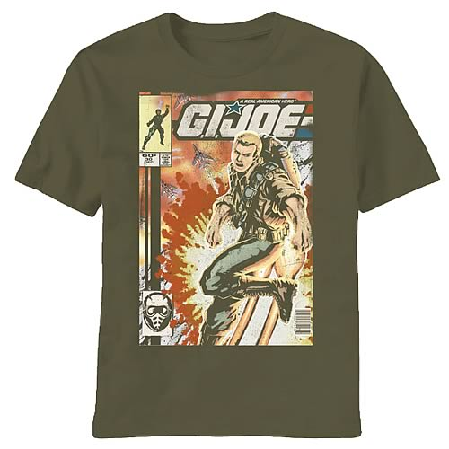 G.I. Joe Jet Pack T-Shirt