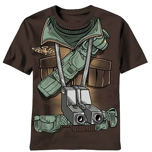 G.I. Joe Duke Uniform T-Shirt