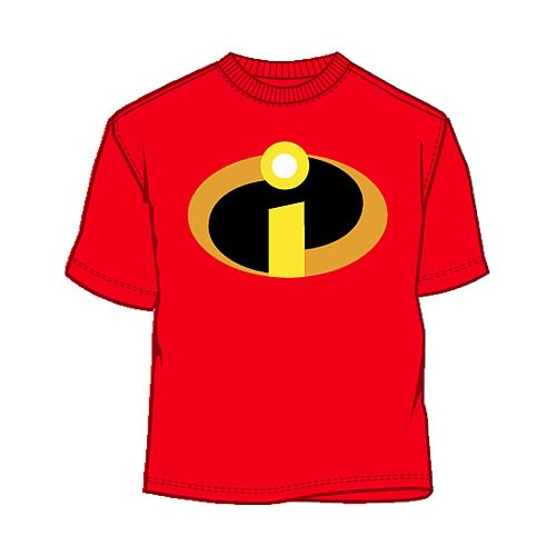Incredibles Logo T-Shirt