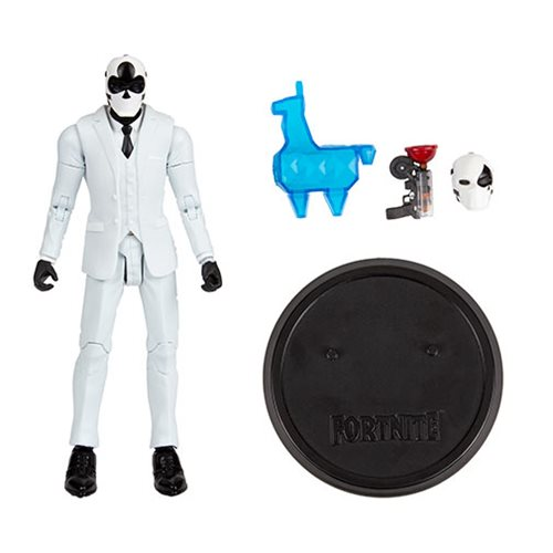 Fortnite Wild Card Black Suit 7-Inch Deluxe Action Figure