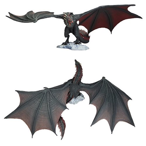 Game of Thrones Drogon Deluxe Action Figure Box