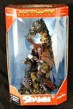 Spawn VII Deluxe Figure
