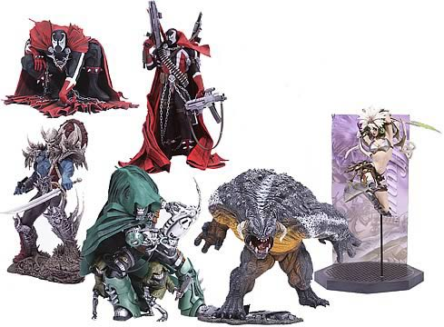 Spawn Series 26 Action Figure Case