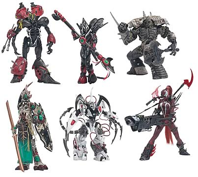 Spawn Reborn Series 2 Set