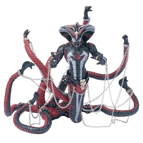 Spawn Viper King Action Figure