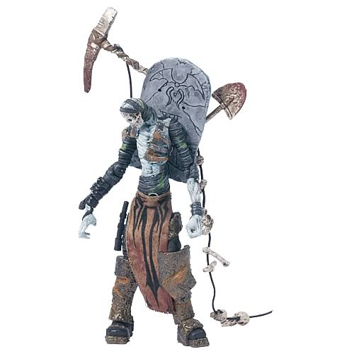 Spawn Grave Digger Action Figure