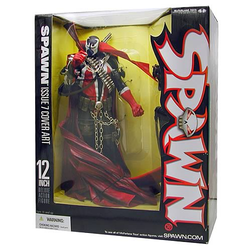 Spawn Issue #7 12-Inch Action Figure