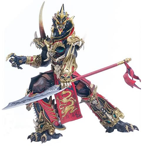 Spawn Mandarin Spawn 2 12-Inch Action Figure