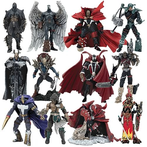 Spawn 3-inch Trading Figure Case