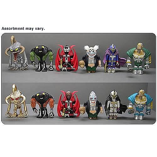 Kubrick Spawn Mini-Figures Case