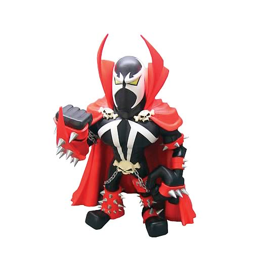 Spawn Vinyl Super-Deformed Spawn VCD Statue