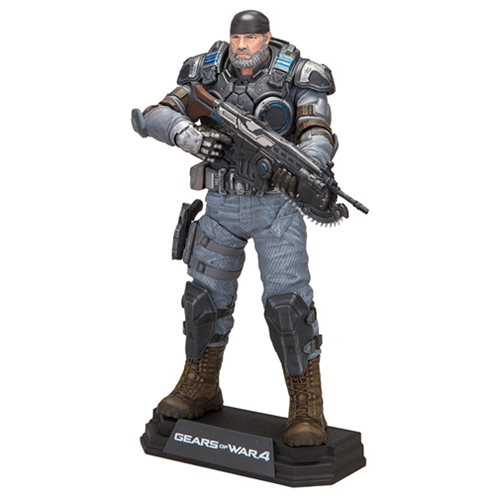 Gears of War 4 Marcus Fenix 7-Inch  Figure