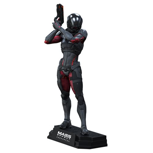 Mass Effect: Andromeda Sara Ryder 7-In. Figure, Not Mint