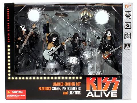 KISS Alive Boxed Set
