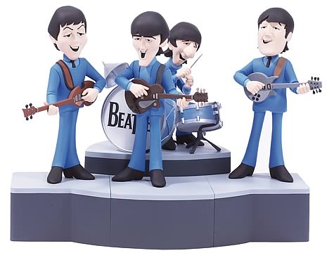 Beatles Animated Series 1 Case