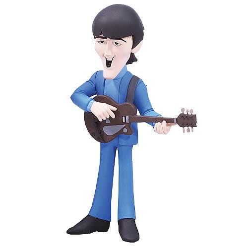 Beatles Animated Series 1 George Figure