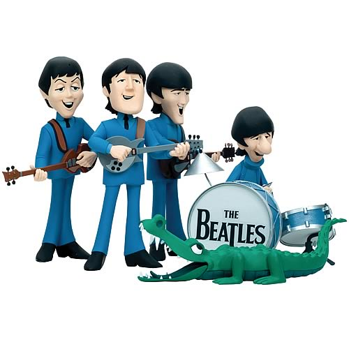 Beatles Animated Figures Box Set