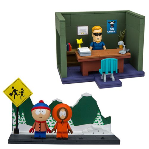 South Park Small Construction Sets 2-Pack