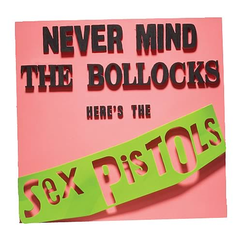 Sex pistols never mind the bollocks picture 97